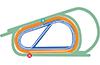 阪神障2970mコース