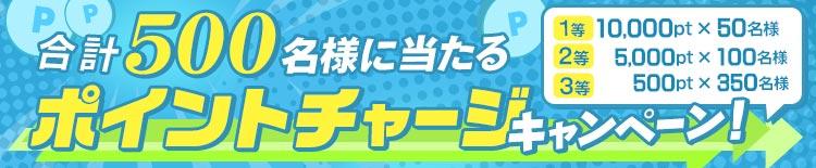 【ウマい馬券】ポイントチャージキャンペーン