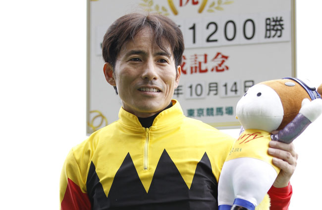 吉田豊騎手