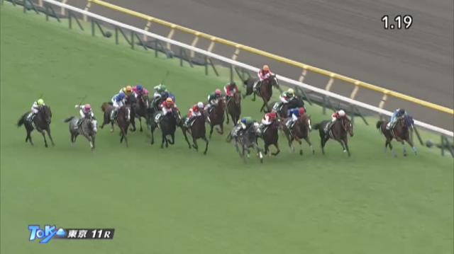 富士S2019 レース映像