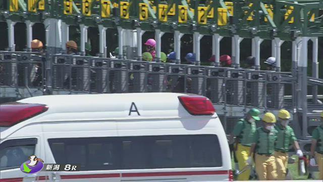 新潟JS レース映像