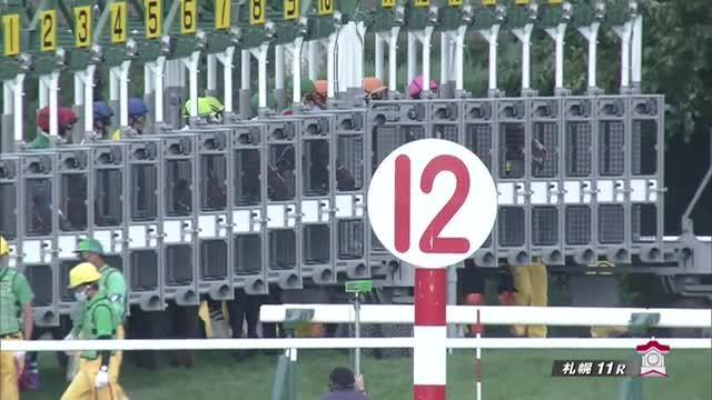 キーンランドC レース映像