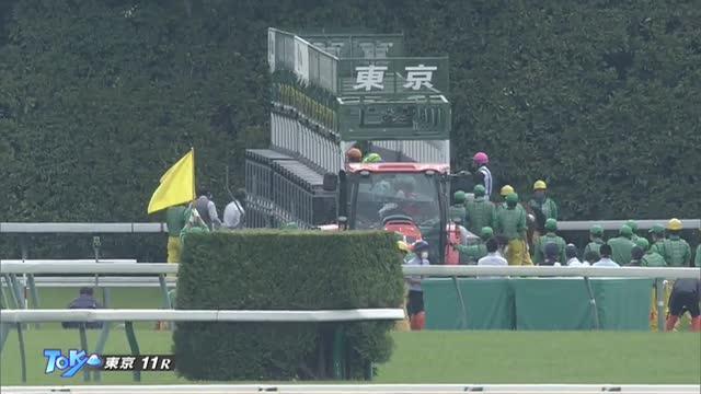 フローラS レース映像