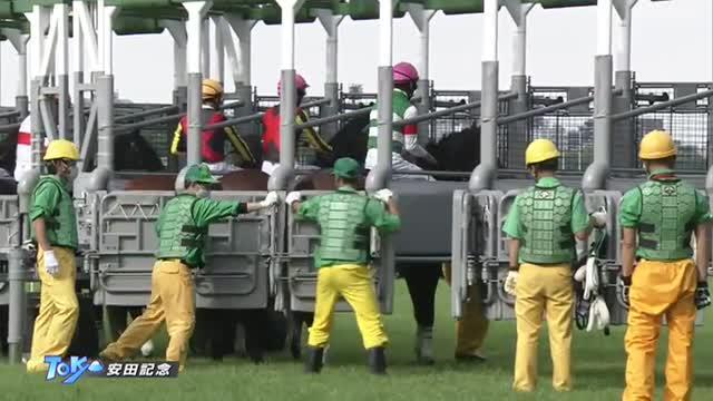 安田記念 レース映像