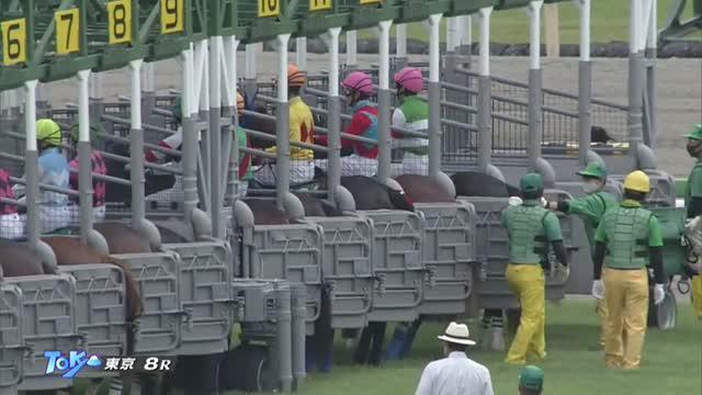 東京JS レース映像