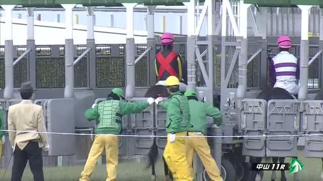 京成杯 レース映像