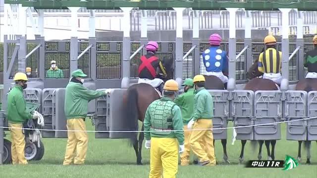 弥生賞 レース映像