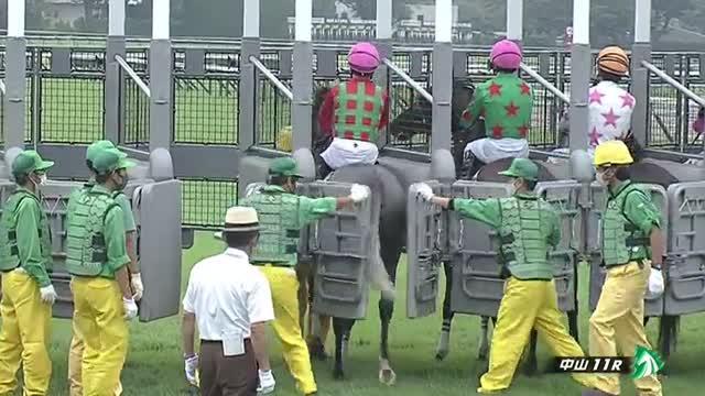 京成杯AH レース映像