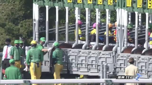 マイラーズC レース映像