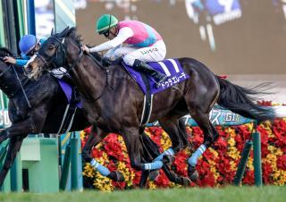 2018年優勝馬 サートゥルナーリア